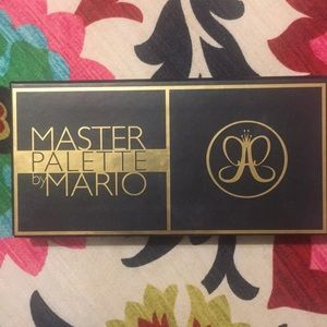 Master Palette by Mario- ABH